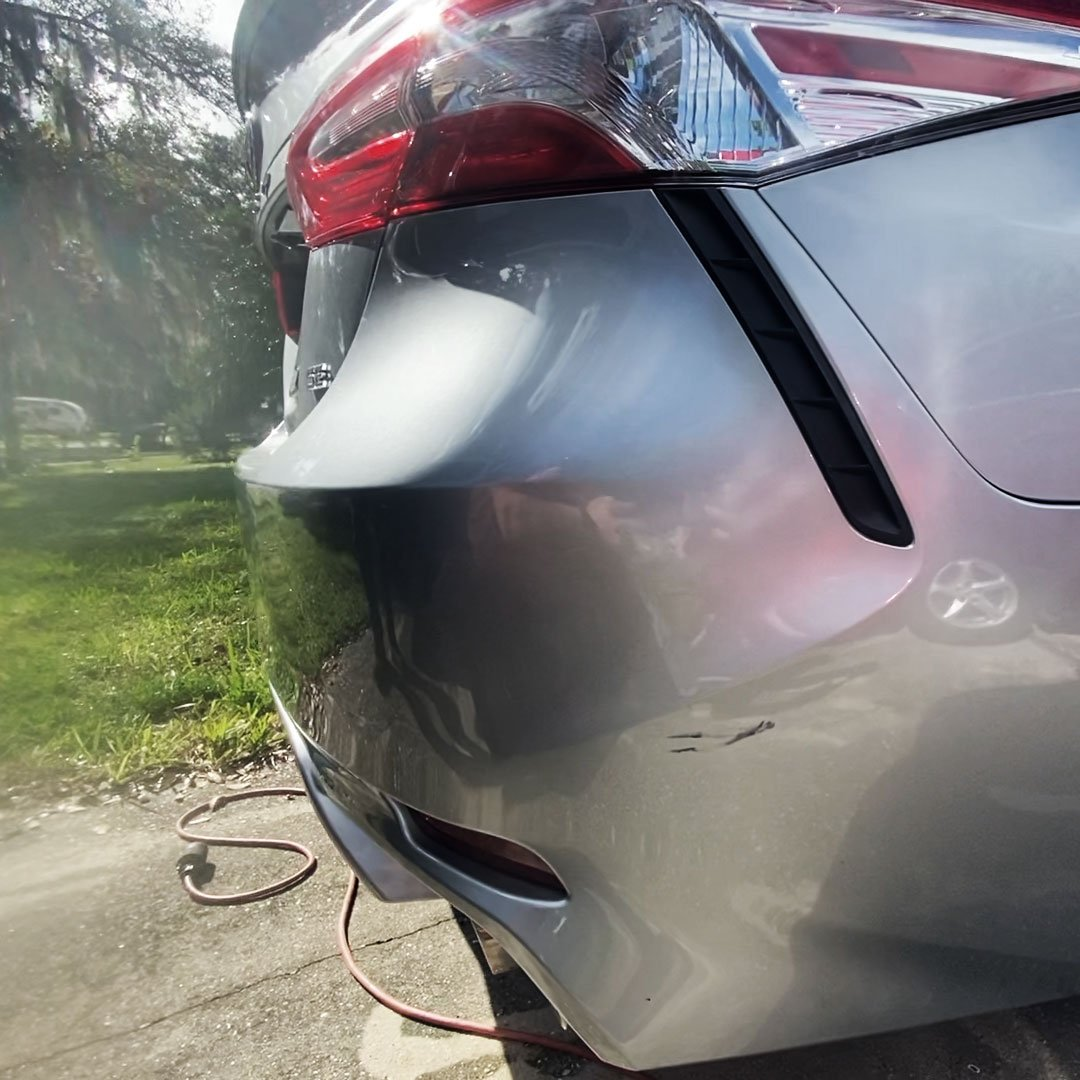 KCL Creations PDR Large Dent repair